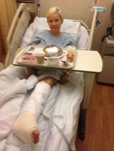 Lisfranc surgery.